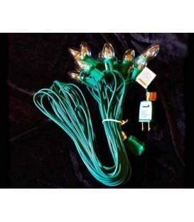 C7 Light Strings & Bulbs
