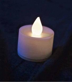 Warm White LED Tea Light