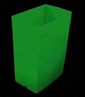 Green Luminary Front